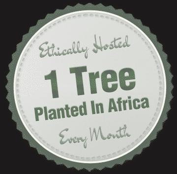 1 tree planted